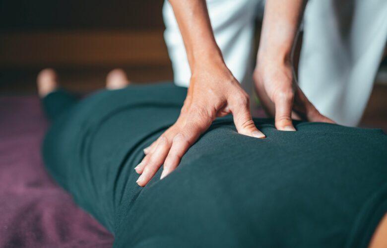 Enjoy a professional massage at home
